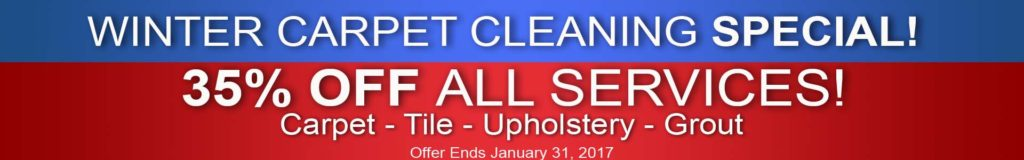 albuquerque carpet cleaning discount offer banner