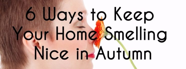 6 ways to keep your home smelling nice in autumn
